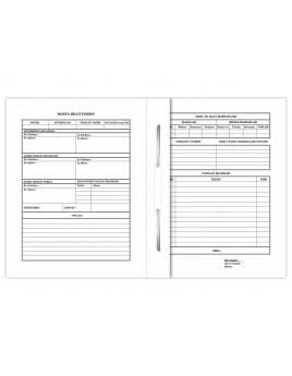 Büyük Büro Dosyası - Beyaz 50'LİK PAKET