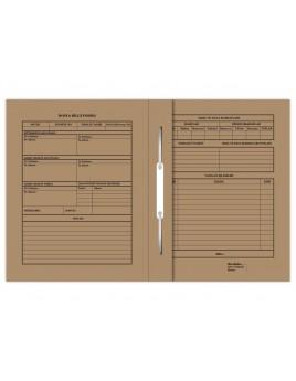 Büyük Büro Dosyası - Kraft 50'LİK PAKET