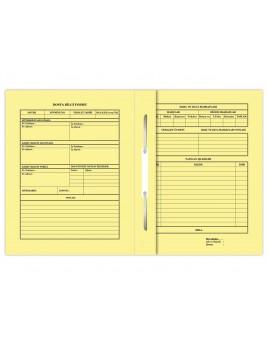 Büyük Büro Dosyası - Sarı 50'LİK PAKET