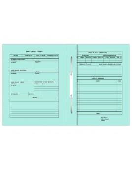 Büyük Büro Dosyası - Yeşil 50'LİK PAKET
