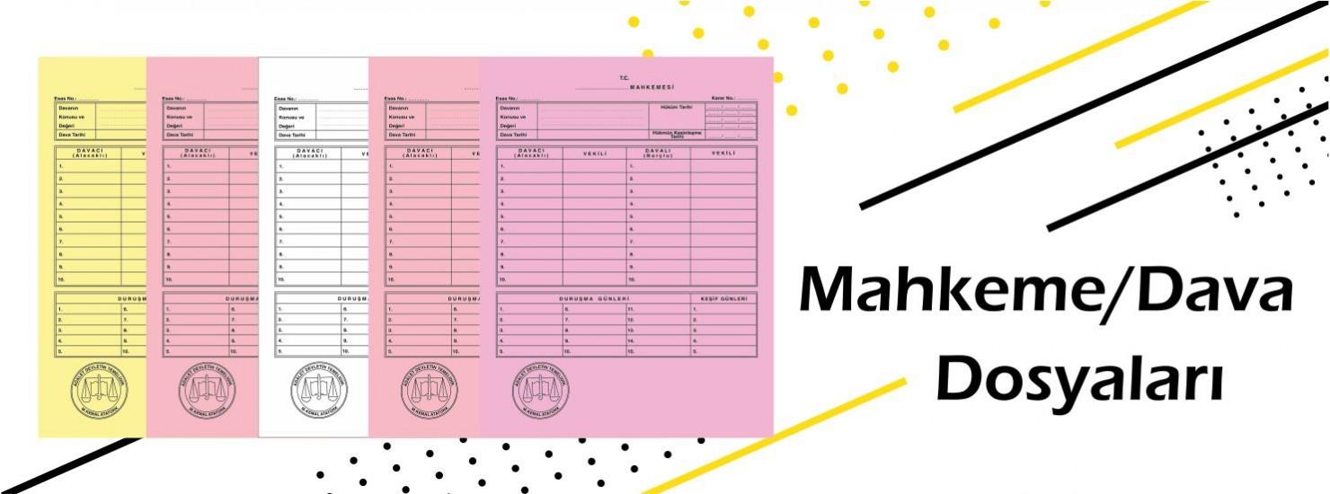 Mahkene/ Dava Dosyaları